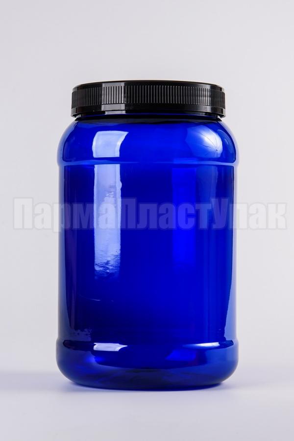 Банка 2,7 литра